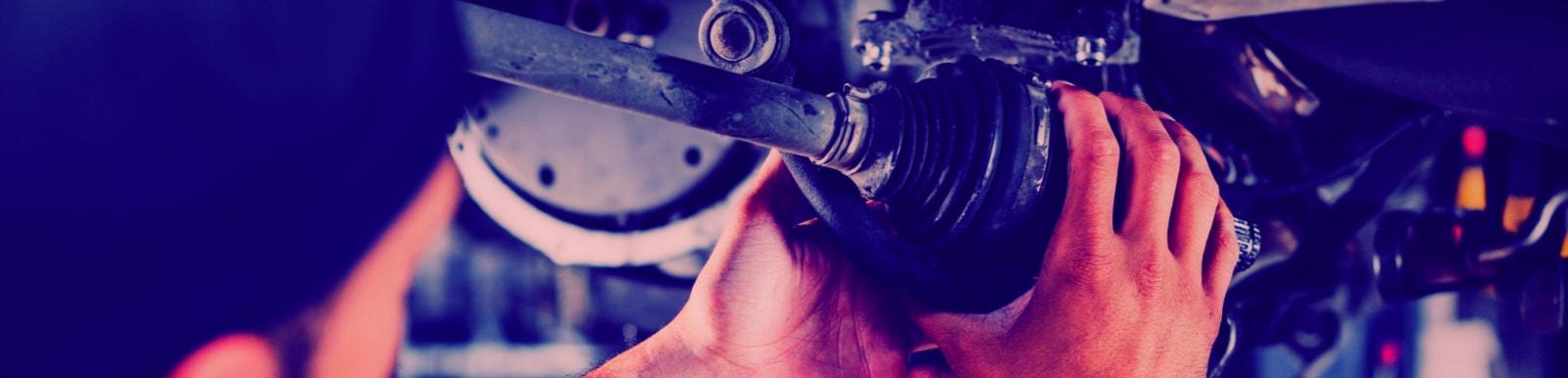 Garage d'entretien mécanique à Genève